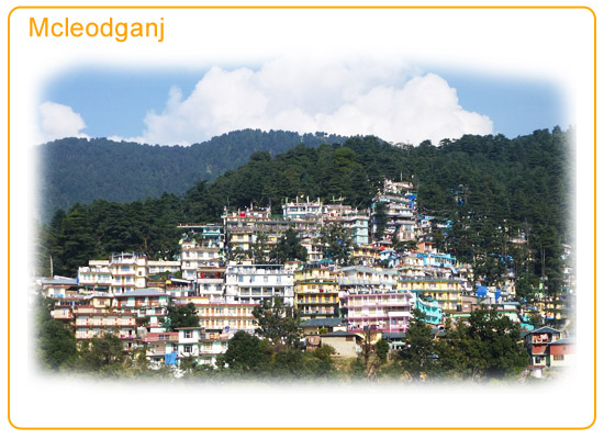 Mcleodganj Himachal pradesh travel destinations