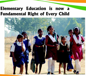 Right to Education Act in India