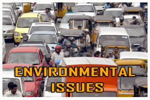 Environment Issues in India