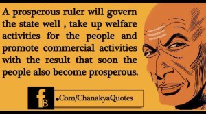Chanakya Quotes on Economic Policies