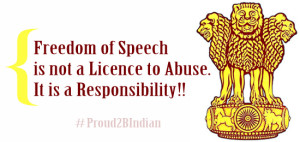 Freedom of Speech in India